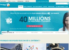 reseau.bouyguestelecom.fr