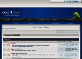 reseau.xooit.com