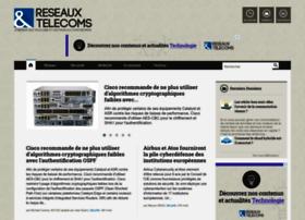 reseaux-telecoms.com