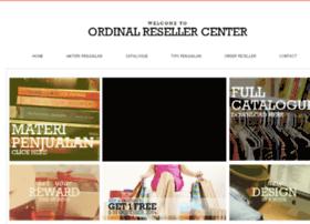 reseller.ordinalapparel.com