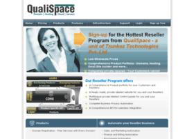 reseller.qualispace.com