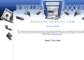 resellergoodies.com