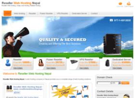 resellerwebhostingnepal.com.np