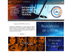 resenahistoricateatromexico2021.net