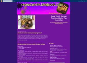 resepcantik.blogspot.com