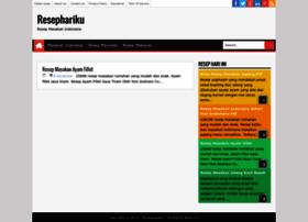 resephariku.blogspot.com