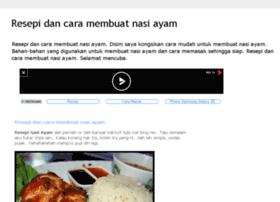 resepi-dan-cara-membuat-nasi-ayam.blogspot.com