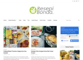 resepibonda.com