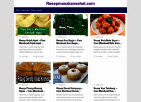 resepmasakansehat.com