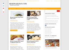 resepsarapan.com