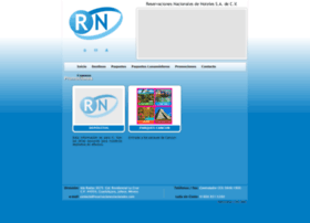reservacionesnacionales.com