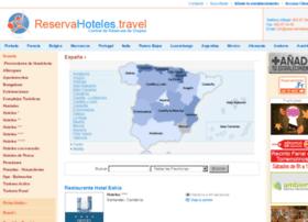 reservahoteles.travel