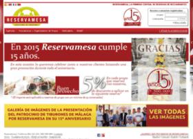 reservamesa.com