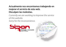 reservas.siron.es