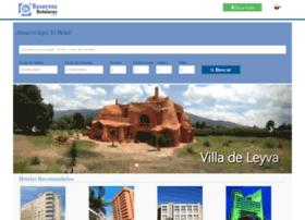 reservashoteleras.com.co