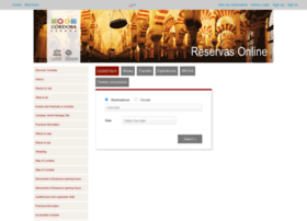 reservasturismodecordoba.org