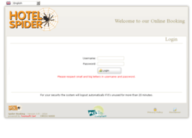 reservation.hotel-spider.com