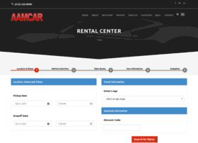 reservations.aamcar.com