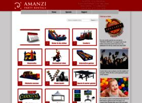 reservations.amanzipartyrentals.com