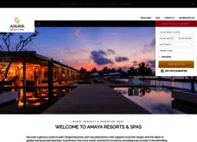 reservations.amayaresorts.com