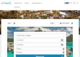 reservations.beach.com