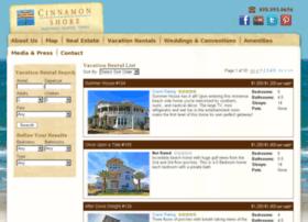 reservations.cinnamonshore.com