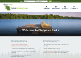 reservations.co.chippewa.wi.us