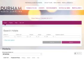 reservations.durham-nc.com