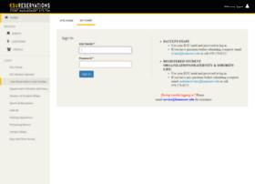 reservations.kennesaw.edu