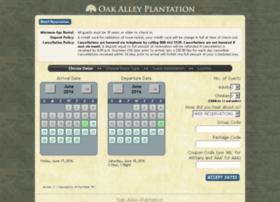 reservations.oakalleyplantation.com