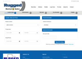 reservations.ruggedrental.com
