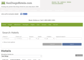reservations.sandiegohotels.com