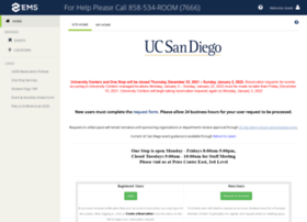 reservations.ucsd.edu