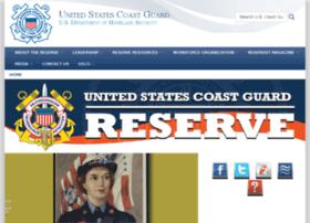 reserve.uscg.mil