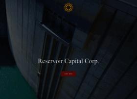 reservoircapitalcorp.com