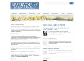 reservoirofmemories.omeka.net