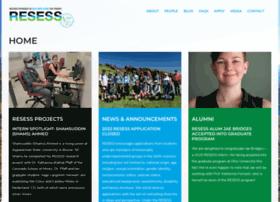 resess.unavco.org