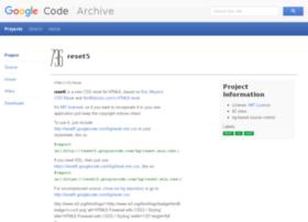 reset5.googlecode.com