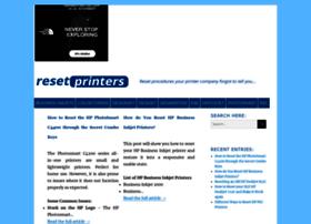 resetprinters.com