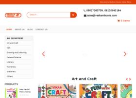 reshambooks.com