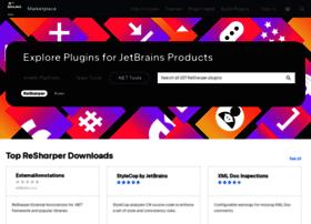 resharper-plugins.jetbrains.com