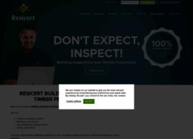 resicert.com