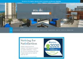 resideliving.com