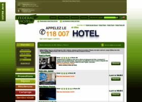 residence-cosys-cadet-paris.federal-hotel.com