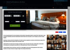 residence-du-roy-paris.h-rez.com