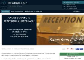 residence-eden.hotel-rez.com