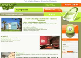 residence-elegance-montpellier.federal-hotel.com