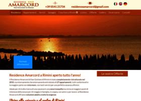 residenceamarcord.com