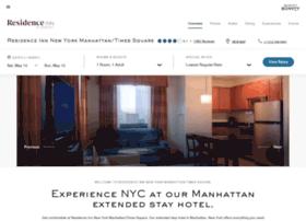 residenceinntimessquare.com