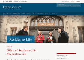 residencelife.cua.edu